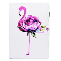 Apple iPad 9.7, iPad Air 2, iPad Air Fodral Tryck Flamingo