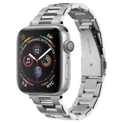 Apple Watch 38/40mm Armband Modern Fit Silver