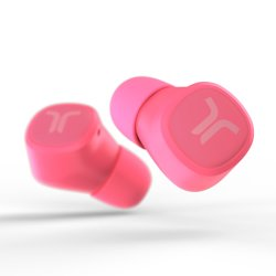 Hörlurar True Wireless Earbuds Neon Pink
