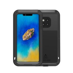Huawei Mate 20 Pro Skal Powerful Case Stötsäkert Svart