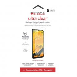 Samsung Galaxy A70 Skärmskydd InvisibleShield Ultra Clear HD