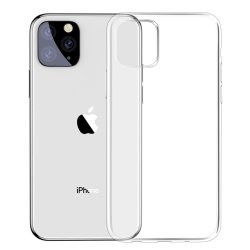 iPhone 11 Pro Max Skal Simple Series TPU Transparent