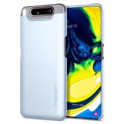 Samsung Galaxy A80 Skal Thin Fit Vit