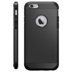 iPhone 6/6S Skal Tough Armor Svart