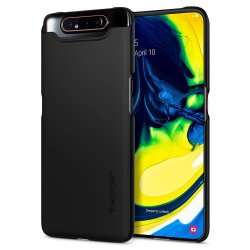Samsung Galaxy A80 Skal Thin Fit Svart