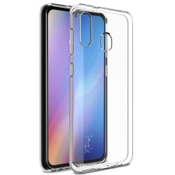 Samsung Galaxy A20E Skal UX-5 Series TPU Transparent