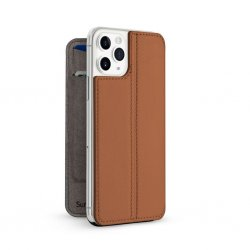 iPhone 11 Pro Max Fodral SurfacePad Cognac