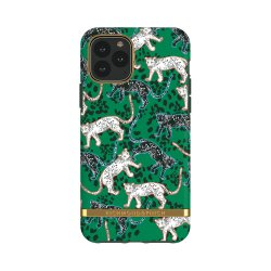 iPhone 11 Pro Max Skal Green Leopard