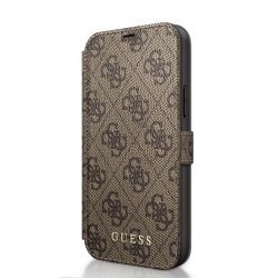 iPhone 12/iPhone 12 Pro Fodral Monogram Brun