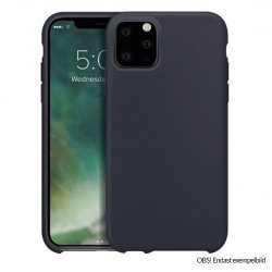 iPhone 12 Max/iPhone 12 Pro Skal Silicone Case Blå
