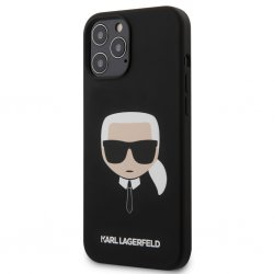 iPhone 12 Pro Max Skal Iconic Cover Svart