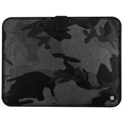 "Macbook 13.3"" Sleeve Kamouflage Svart"