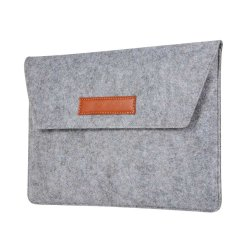 "Macbook Air 13.3"" Sleeve Tygtextur Grå"