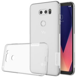 Nature Series Skal till LG V30 0.6mm TPU Klar