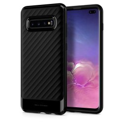 Samsung Galaxy S10 Plus Skal Neo Hybrid Midnight Black