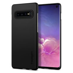 Samsung Galaxy S10 Skal Thin Fit Svart