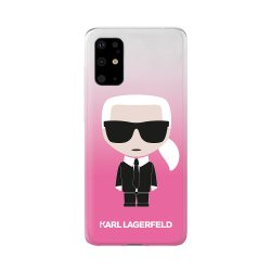 Samsung Galaxy S20 Ultra Skal Gradient Cover Rosa