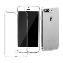 Simplicity Series till iPhone 7/8 Plus Mobilskal TPU Klar