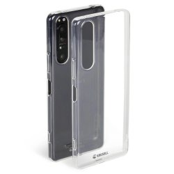 Sony Xperia 1 II Skal SoftCover Transparent Klar