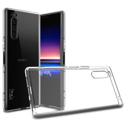 Sony Xperia 5 Skal UX-5 Series Transparent Klar