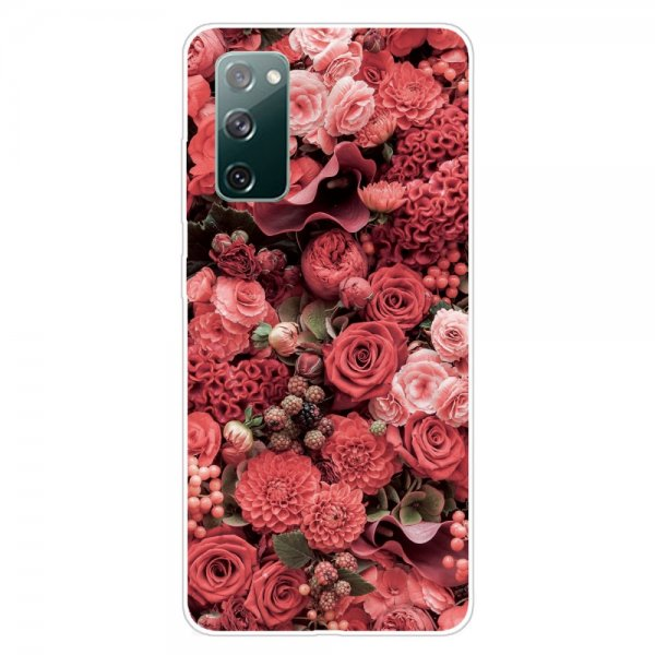 Samsung Galaxy S20 FE Skal Motiv Rosor - SkalHuset.se