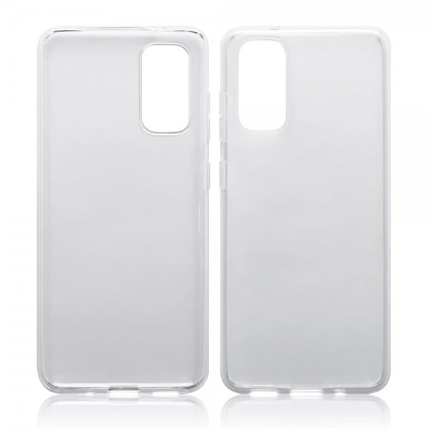 Samsung Galaxy S20 Skal TPU Transparent