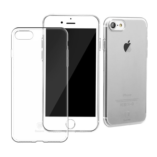 Simple Series Till iPhone 7/8 Mobilskal TPU Klar