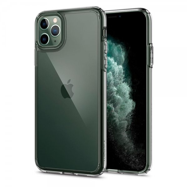 iPhone 11 Pro Max Skal Ultra Hybrid Crystal Clear