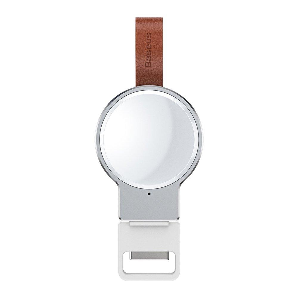 Apple Watch Laddare BS IW02 Dotter Vit
