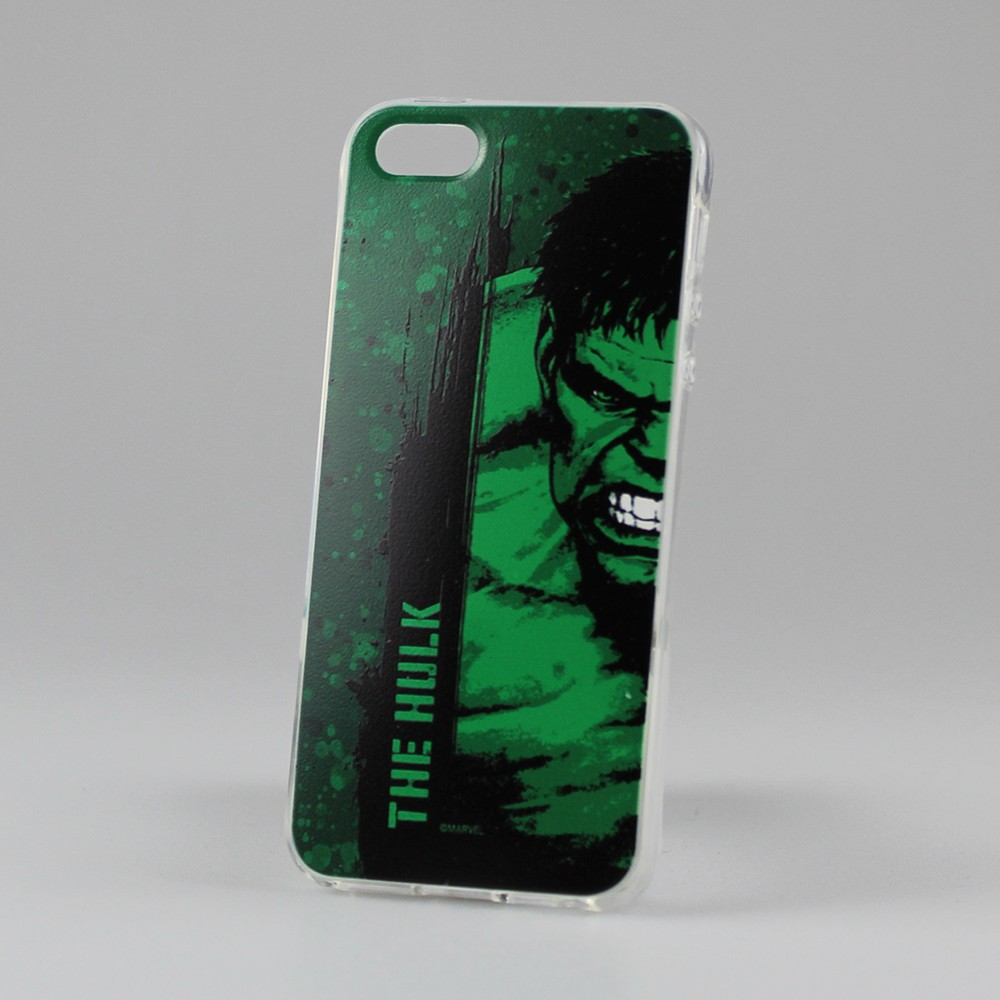 iPhone 5/5S/SE Skal TPU The Hulk