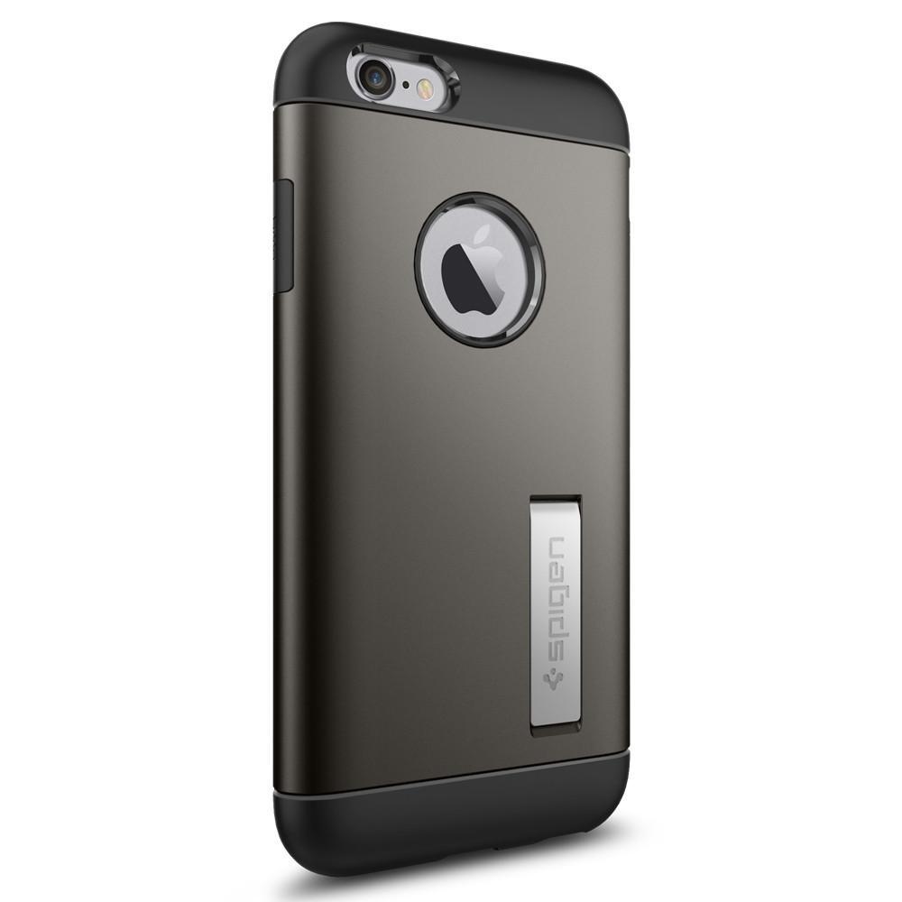 iPhone 6/6S Skal Slim Armor Gunmetal
