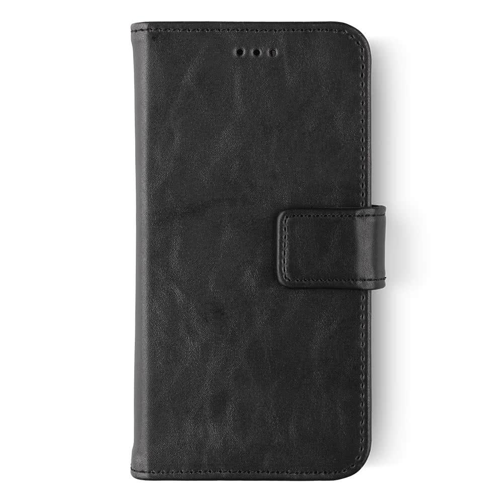 Key iPhone Xr Fodral Premium Wallet Löstagbart Skal Svart ...