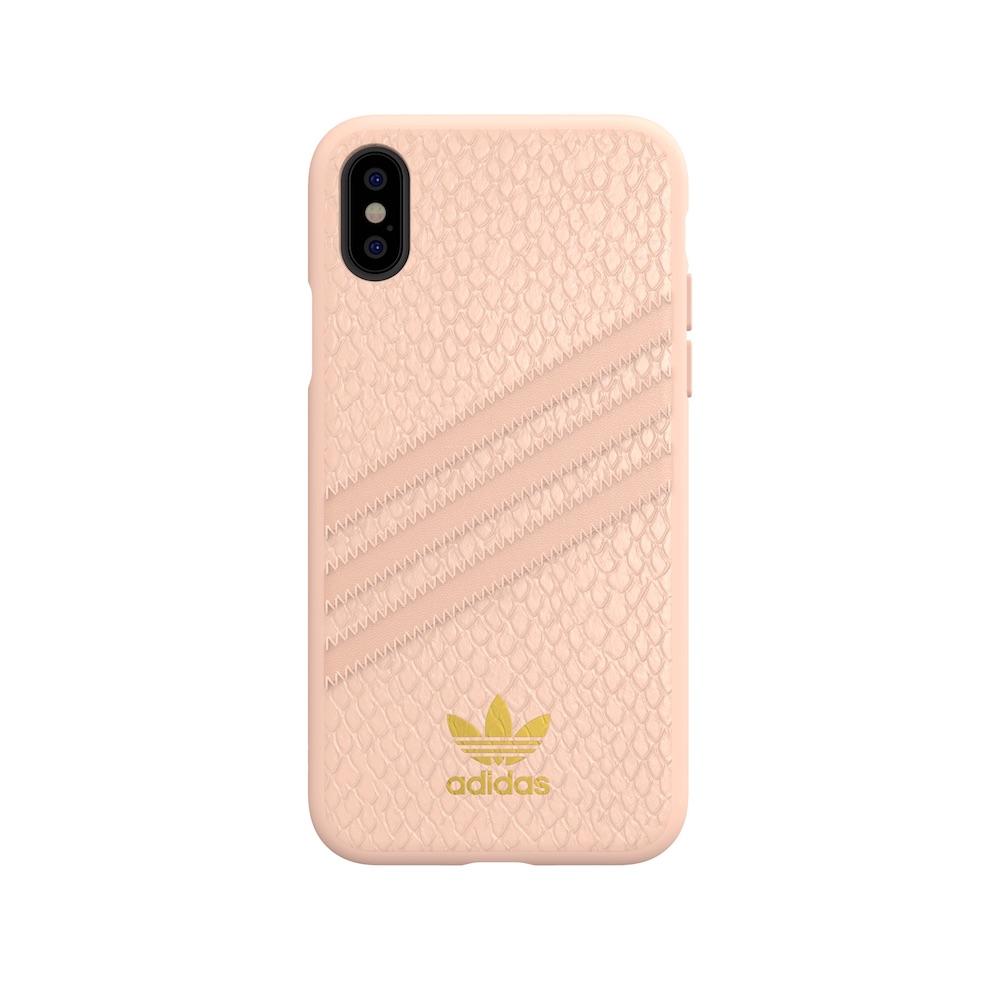 Adidas iPhone XXs Skal OR Moulded Case Snake FW18 Svart