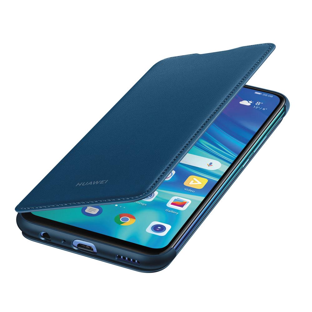 Original Fodral till Huawei P Smart 2019 Blå