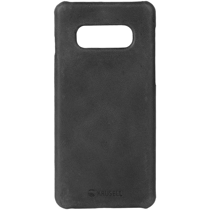Krusell Samsung Galaxy S10E Skal Sunne Cover Vintage Black