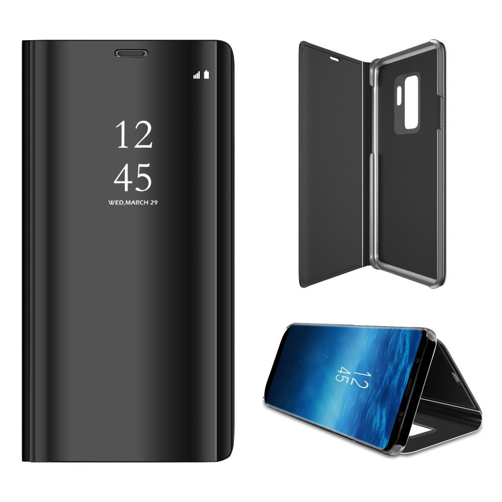 Samsung Galaxy S9 Fodral Caller ID Svart