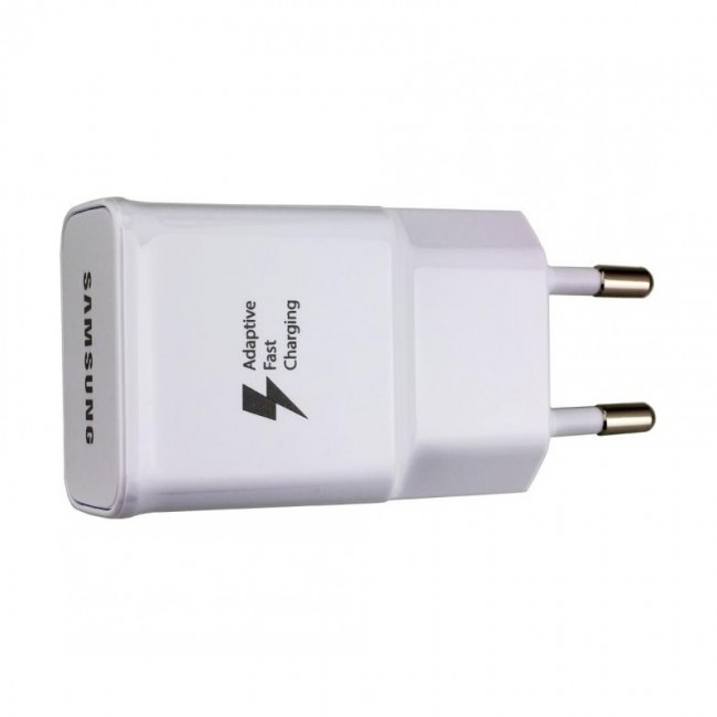 Original 2.0A USB Laddare Fast Charge Vit EP TA20EWE