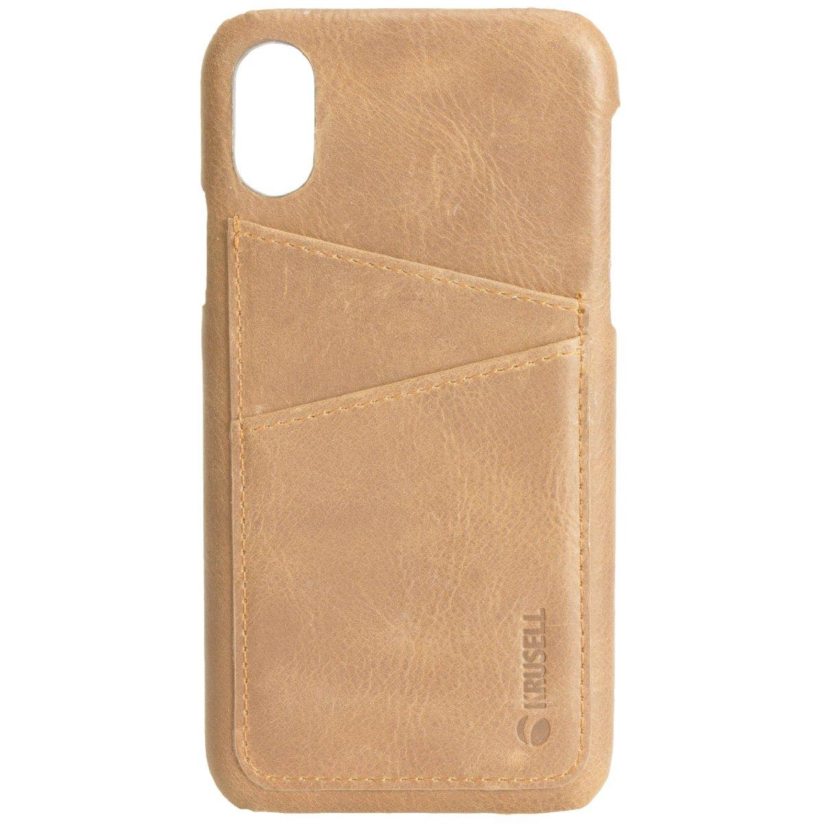 Krusell iPhone 11 Pro Skal Sunne Cardcover Kortfack