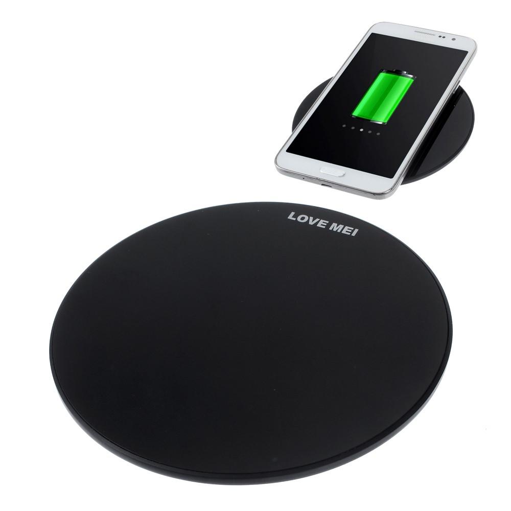 10w Qi Trådlös Laddare Nillkin Fast Trådlös Laddning till iPhone XR XS Max för Samsung S9 S8 Note9 MIX 2s Laddare Pad